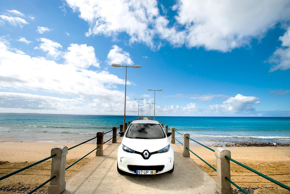 Com apoio da Renault, ilha portuguesa dá passo para ser a primeira ilha livre de combustíveis fósseis
