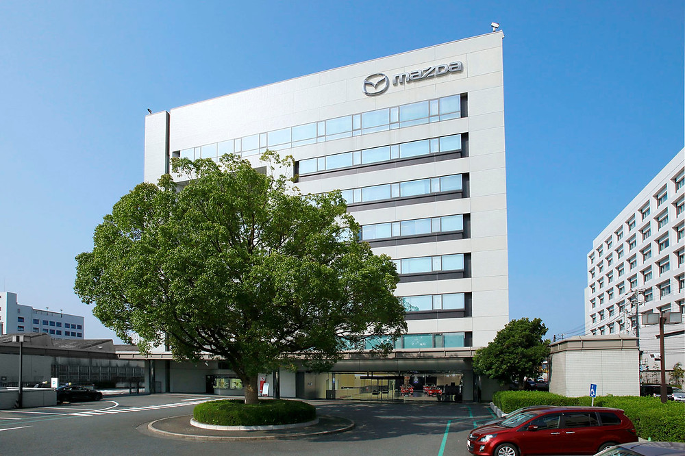 Mazda retoma produção em todas as fábricas japonesas em Julho