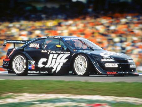 Opel celebra 25 anos da vitória do Calibra no Campeonato Internacional de Turismo