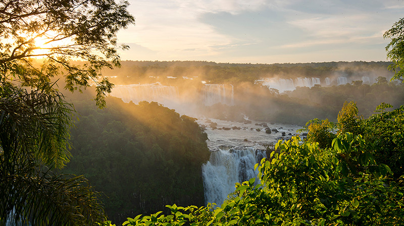 Segundo guia de Viagens da Forbes, as Cataratas do Iguaçu estão entre as melhores atrações do mundo