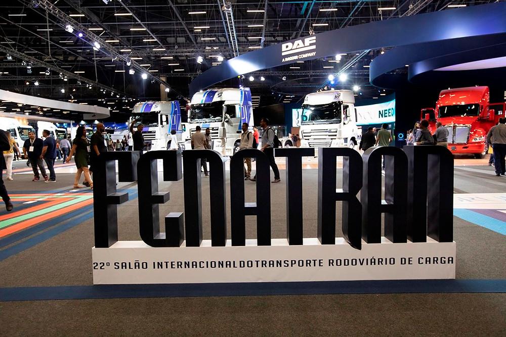 Fenatran e Movimat fecham edição 2019 com 62 mil visitantes e R$ 8.5 bilhões em oportunidades de negócios