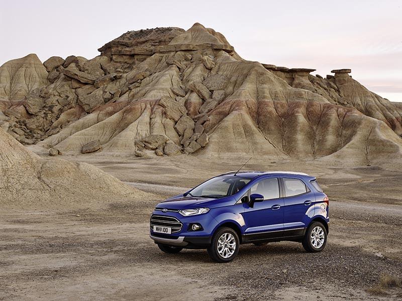 Ford consolida posição na Europa com destaque para Nova Rager e EcoSport