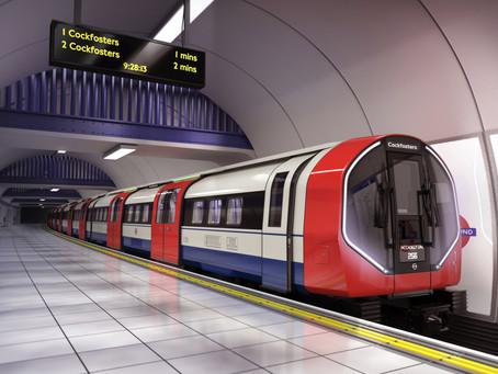 Ferrovia: Siemens mostra novos trens da linha Piccadilly em Londres