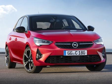 Nova geração do Opel Corsa já tem mais de 300 mil unidades produzidas