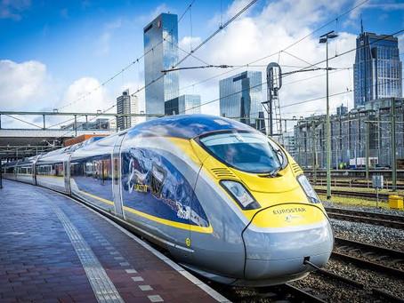 Ferrovia: Eurostar pede ajuda para evitar a falência