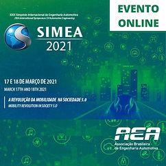 Inscrições abertas para o SIMEA 2021!!