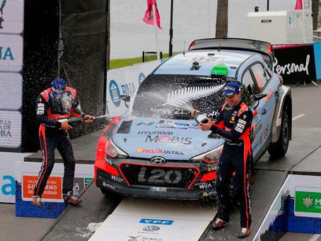 WRC - Na Argentina, Hyundai vence duelo com Volkswagen