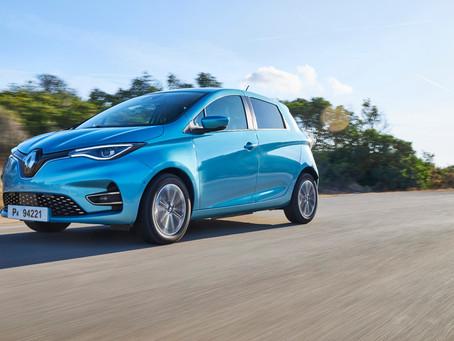 Renault com 23 anos consecutivos de liderança no mercado português