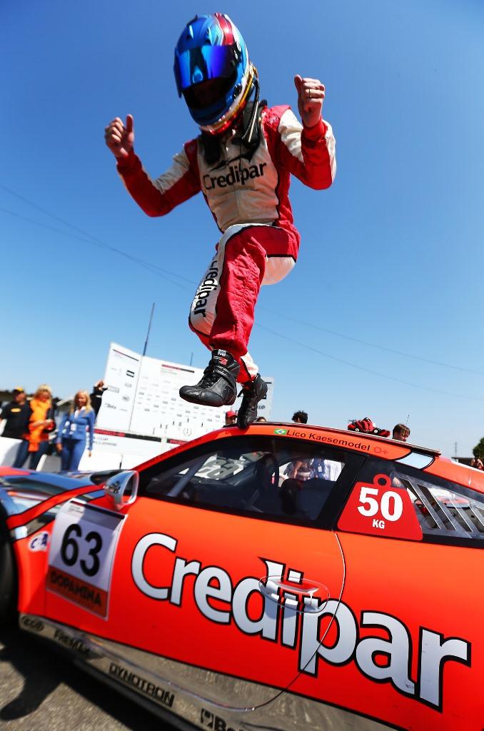 Porsche GT3: Kaesemodel reina em casa na Cup e Daniel Paludo vence na Challenge