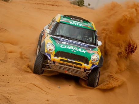 Dakar 2021: Primeira metade do rali superada por portugueses e brasileiros