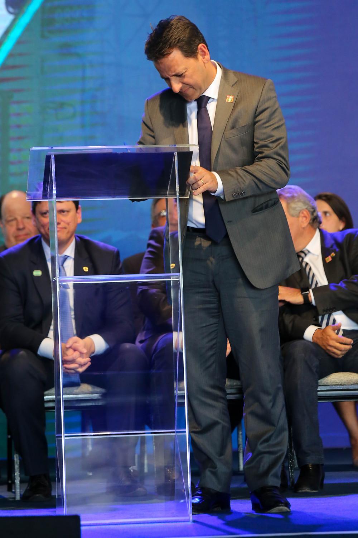 Presidente da Rumo, João Alberto Abreu