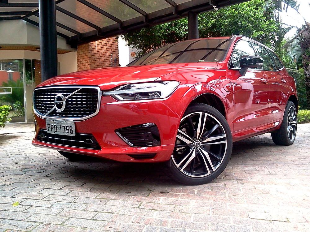 Avaliação: XC60 T8 R-Design, o luxuoso, potente e eletrificado SUV médio da Volvo