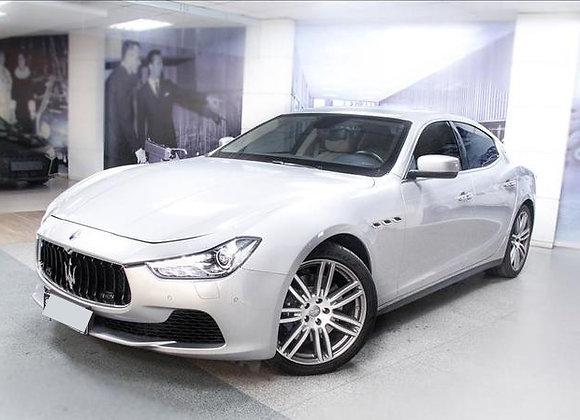 Maserati Ghibli 3.0 S Q4 24V V6