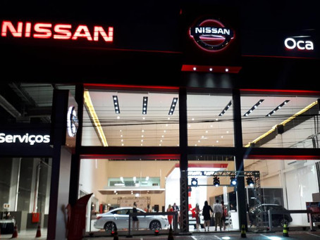 Nissan abre concessionária em Volta Redonda