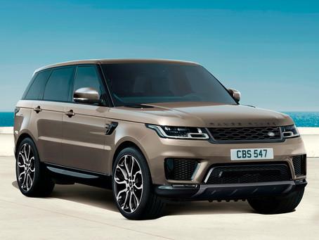 Range Rover Sport recebe o novo motor seis cilindros diesel