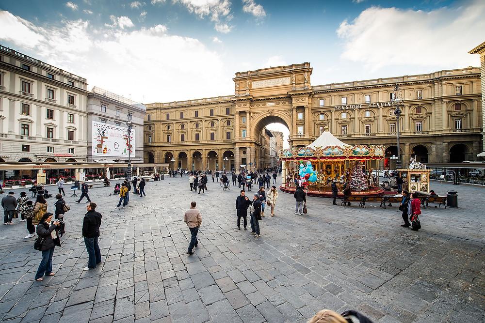 Turismo: Os Cafés históricos de Florença