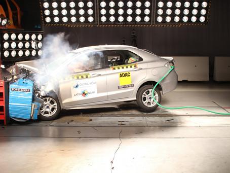 Latin NCAP: Hyundai HB20 e Ford Ka com resultado negativo nos testes de segurança