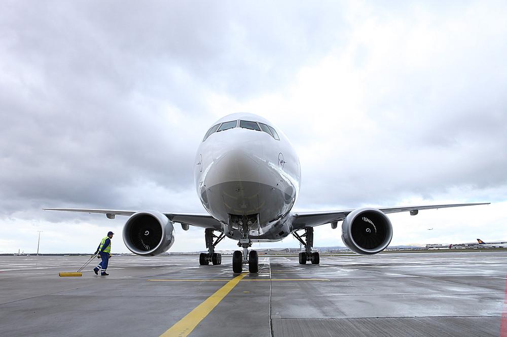 Boeing 777F da Lufthansa Cargo