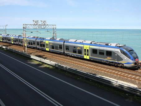 Alstom vai entregar 27 trens regionais adicionais para empresa italiana