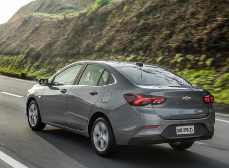 Chevrolet Onix Plus é o que menos perde valor em um ano