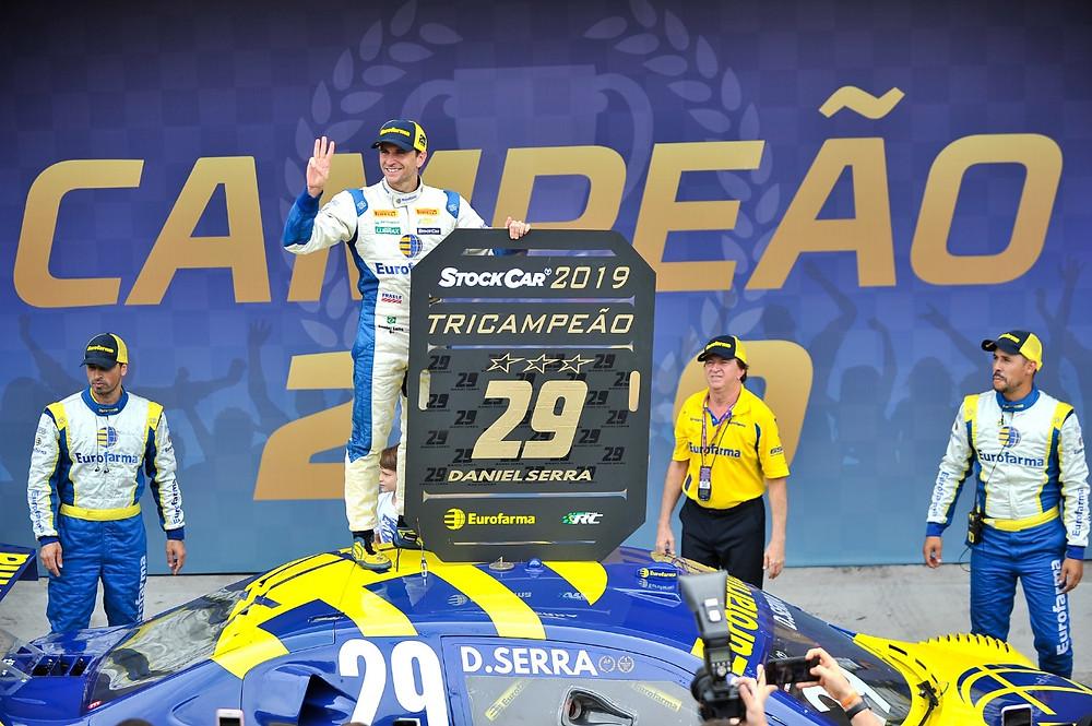 Daniel Serra - Campeão Stock Car 2019