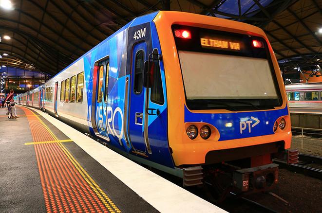 Alstom vai entregar mais nove trens para a cidade australiana de Melbourne
