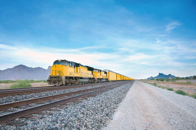 Operador alemão reforça aposta nos trens de carga para a China