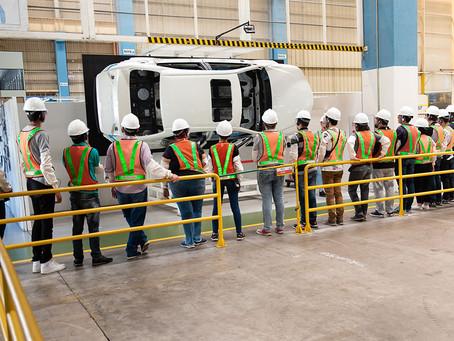 Após processo de modernização da fábrica em Indaiatuba, Toyota retorna as visitas