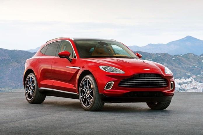 Expressas: Novo presidente da Aston Martin foca em SUVs