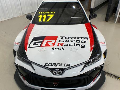 Stock Car: Toyota Gazoo Racing substitui o piloto Matías Rossi por Max Wilson na primeira corrida