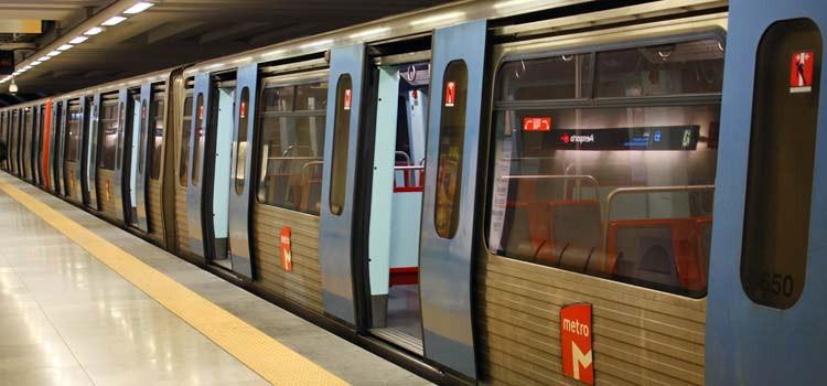 Ferrovia: Comissão Europeia aprova ajuda para expansão do metrô de Lisboa
