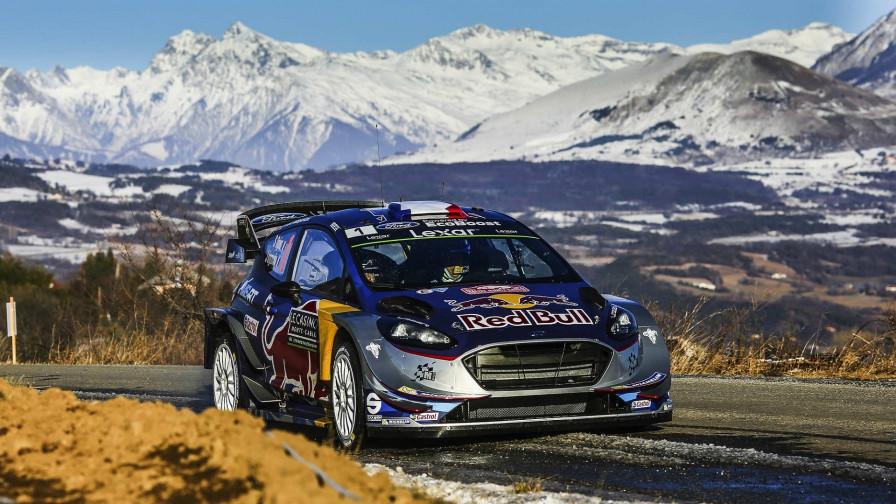 WRC: Na estreia com a equipe Ford M-Sport, Ogier vence na difícil edição 2017 do Monte Carlo