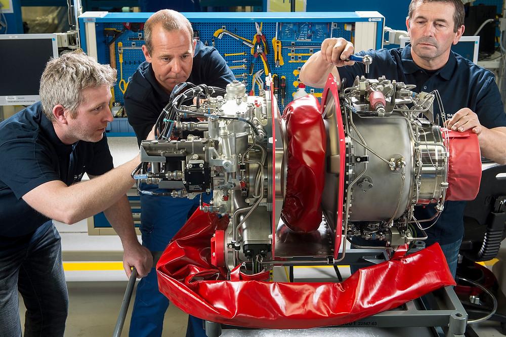 Motor do Bell 505, Arrius 2R, passa com sucesso na certificação EASA