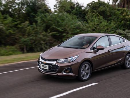 Chevrolet Cruze Premier trás o Wi-Fi para dentro do veículo