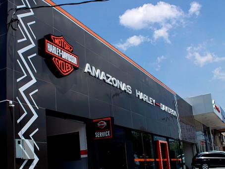 Harley-Davidson do Brasil inaugura concessionária em Manaus