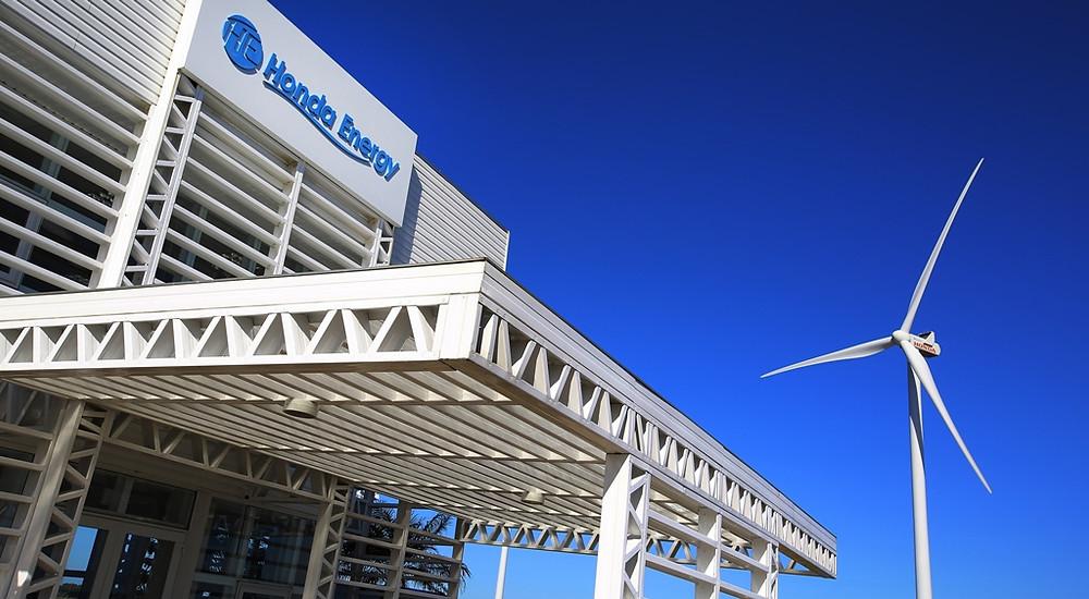 Parque eólico da Honda Energy completa quatro anos de operações