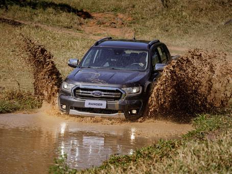 Ford Ranger 2020 com nova suspensão para ampliar versatilidade