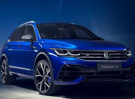 Expressas: Volkswagen esportivo Tiguan R