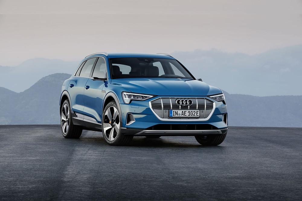 Audi inicia período de pré-venda no Brasil do seu modelo elétrico e-tron