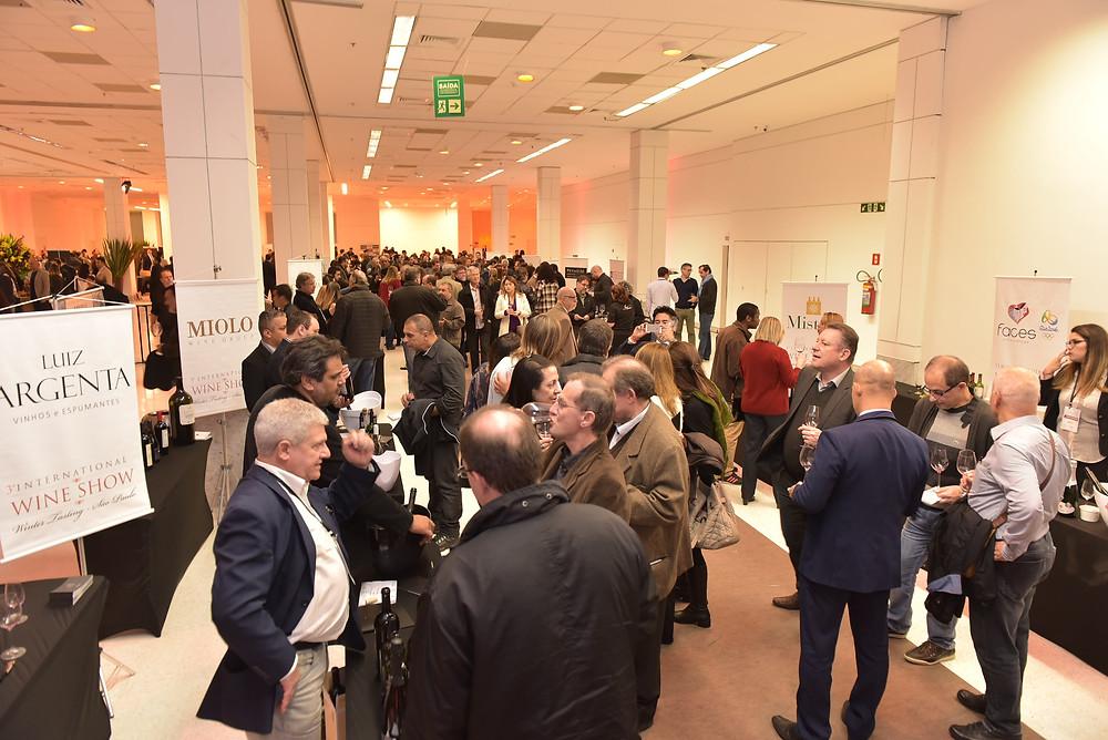 """3ª edição da """"International Wine Show"""" supera expectativas e se consolida como um dos mais importante evento do setor"""