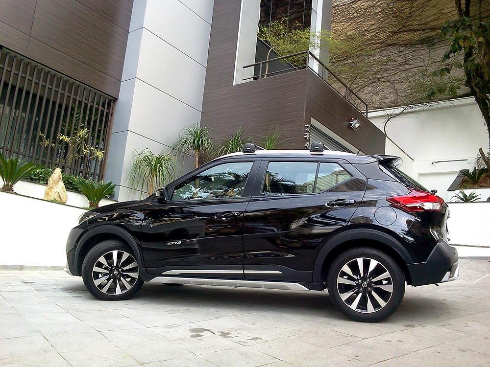 Avaliação: Agora nacional, o Nissan Kicks SV é a receita equilibrada.