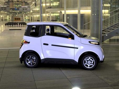 Expressas: Rússia lança carro elétrico mais barato do mundo