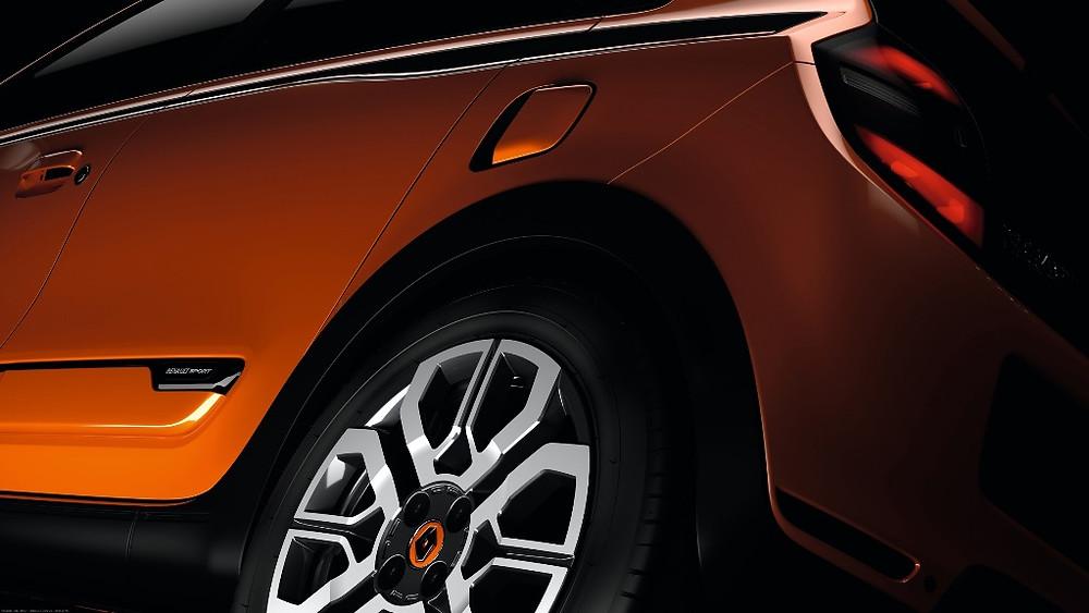 Renault Twingo GT, com inovadora tração traseira e apimentado pela Renault Sport