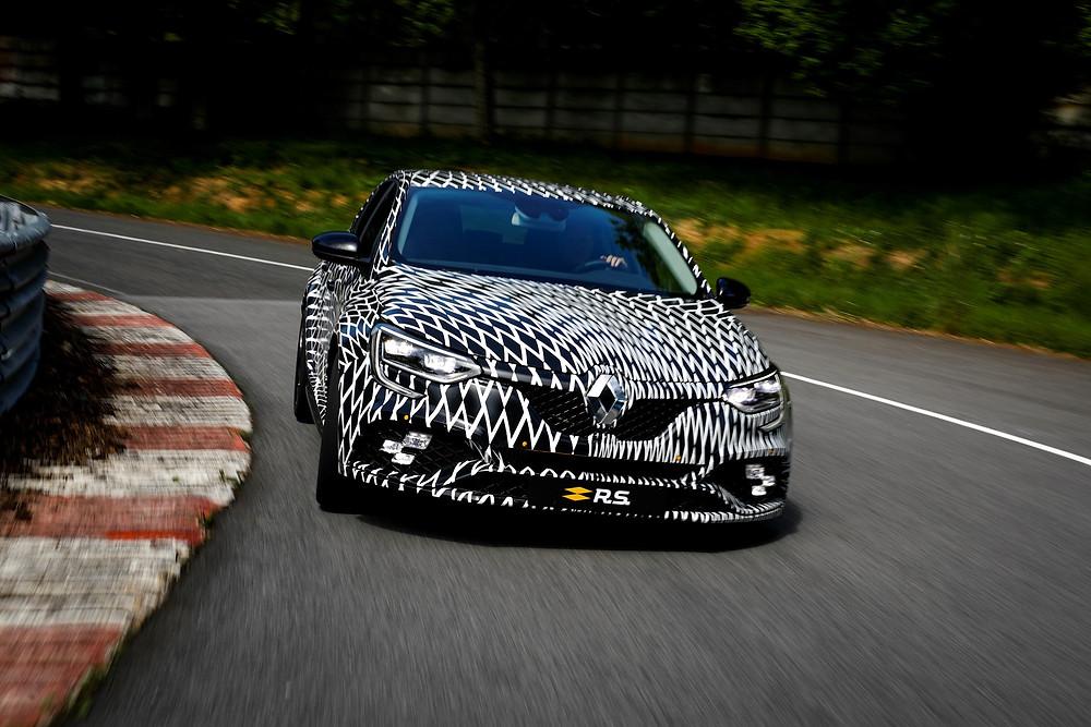 Novo Renault Mégane R.S. vai estar no Grande Prémio do Mónaco de F1!