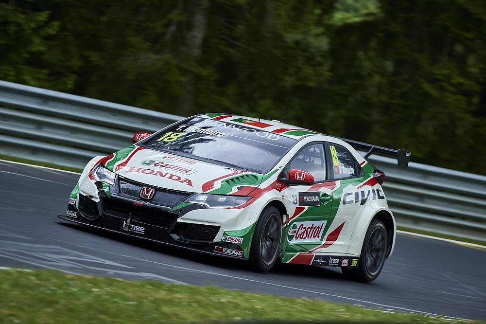 Tiago Monteiro - Honda WTCC