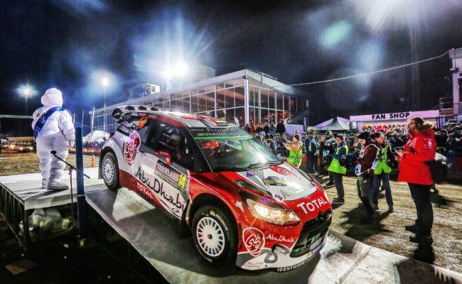 Após a Suécia, equipe Citroen volta ao WRC com força total para o Rally de Portugal