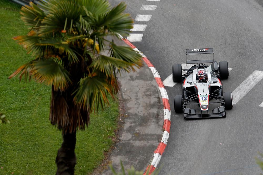 Pau, na França, com três corridas emocionantes no Campeonato Europeu de F3