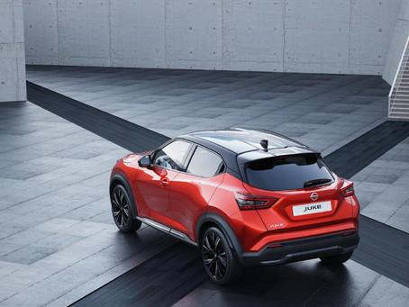 Novo Nissan JUKE faz sua estreia mundial em 5 cidades da Europa
