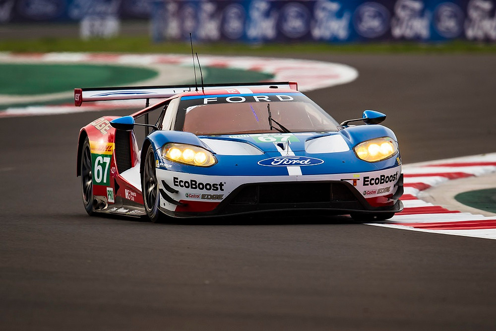"Luis Felipe ""Pipo"" Derani, vai estar com a Ford nas 24 Horas de Le Mans"
