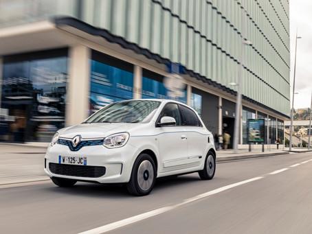 Renault Twingo Electric chega ao mercado português